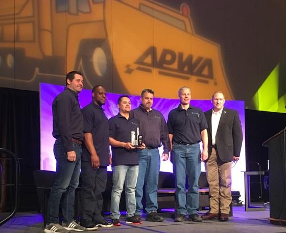 APWA Award Ceremony