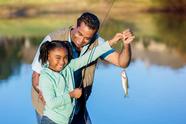 LCFPD Family fishing