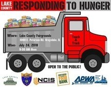 hunger food drive