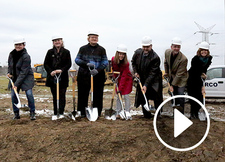 Transitional Care of Lake County groundbreaking