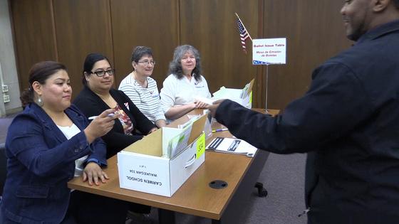 Election judges