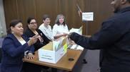 Election judge