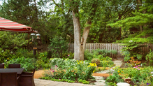LCFPD native landscaping