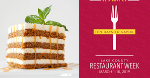 2019 Lake County Restaurant Week