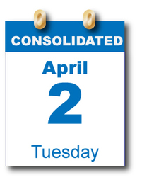 April 2 Consolidated Election