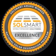 SolSmart logo effect