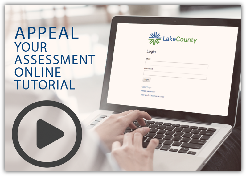 Appeal Assessment tutorial