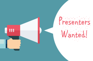 Presenters Wanted