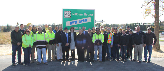 Millburn Bypass Group Shot