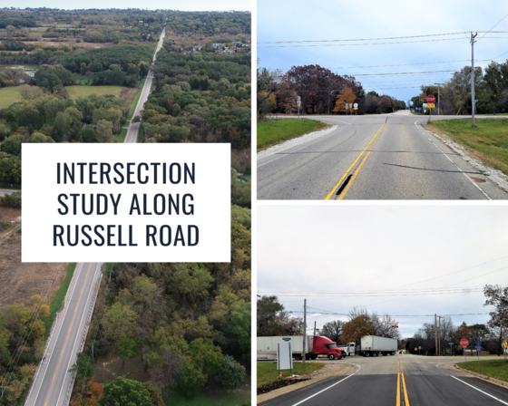 Russell Road Intersection Project