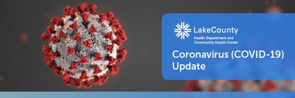 Lake County Health Department Coronavirus (COVID-19) Update