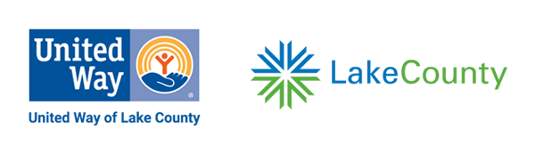 United Way Lake County logos combined