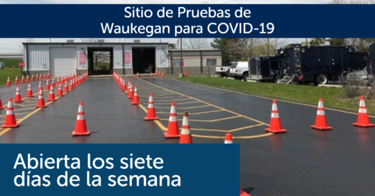 Testing Site Spanish