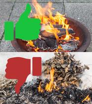 hands on open fire bans