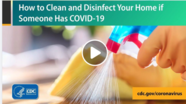 cdc cleaning
