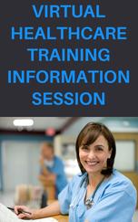 virtual healthcare session
