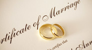 Marriages and Civil Unions to Resume