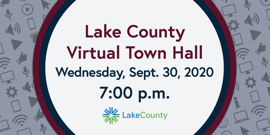 September 30 Town Hall