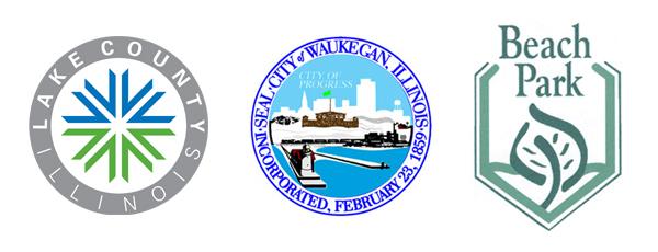 Waukegan, Beach Park and Lake County