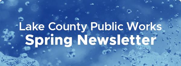 Public Works Spring Newsletter