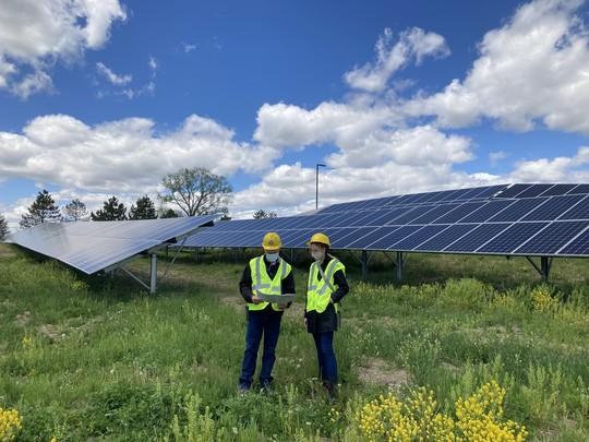 Solar Staff