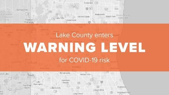 orange warning level