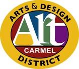 Carmel Arts & Design District logo no background