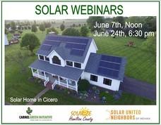 Solar Webinar