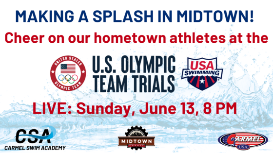 Olympic Swim Trials