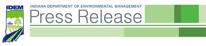 Indiana Department of Environmental Management Press Releases