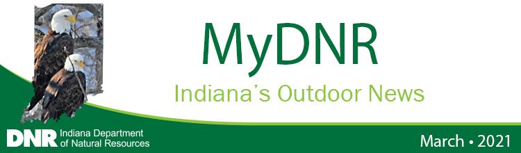 March MyDNR