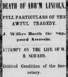 Lincoln headline