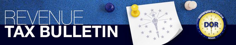 Tax Bulletin Banner