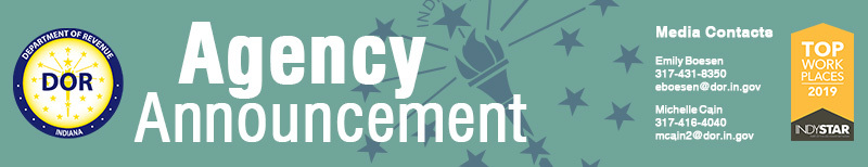 Agency Announcement Banner