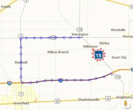 State Road 109 Closes North of Interstate 70 for Bridge Construction on map of germantown indiana, map of mt vernon indiana, map of decatur township indiana, map of ellettsville indiana, map of patriot indiana, map of brownsburg indiana, map of kirklin indiana, map of avilla indiana, map of burlington indiana, map of arcadia indiana, map of wakarusa indiana, map of oldenburg indiana, map of williamsburg indiana, map of la crosse indiana, map of crothersville indiana, map of amo indiana, map of summitville indiana, map of monroe indiana, map of boston indiana, map of carlinville indiana,