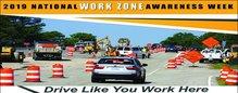 2019 work zone awareness