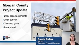 Morgan County project update