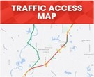Traffic Access Map