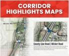 Corridor Highlights Maps
