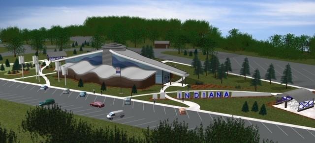 INDOT breaks ground on new Kankakee Welcome Center