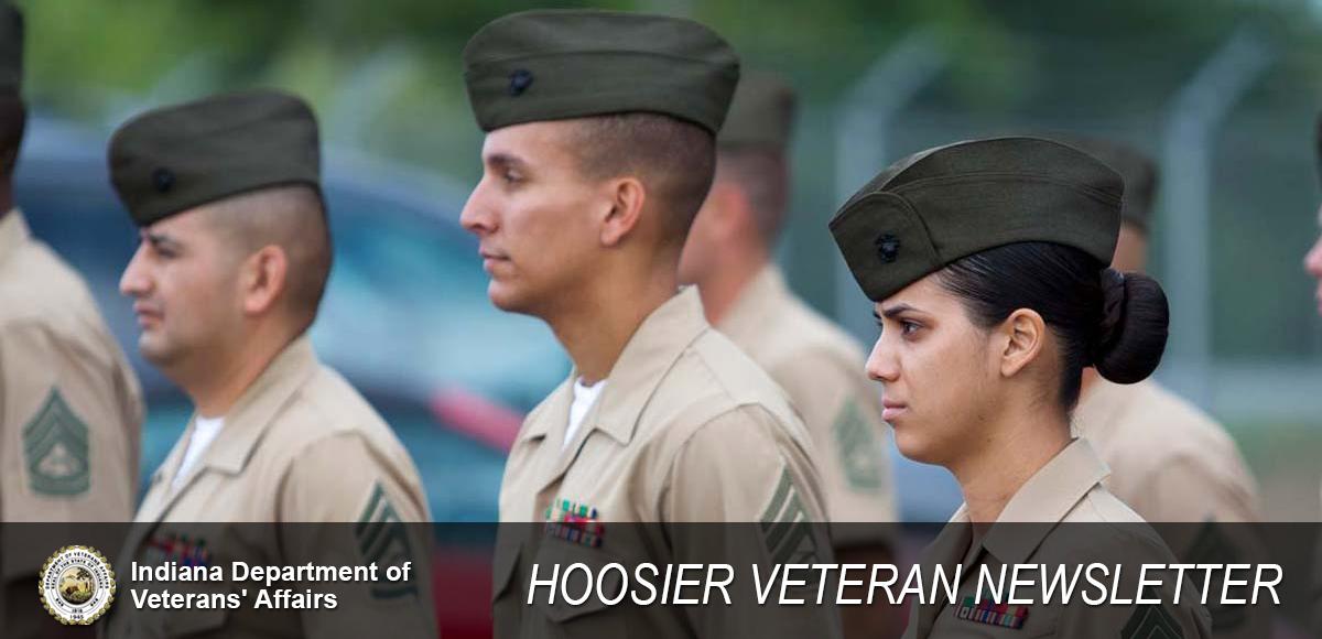 Indiana Department of Veterans Affairs - Hoosier Veteran Newsletter