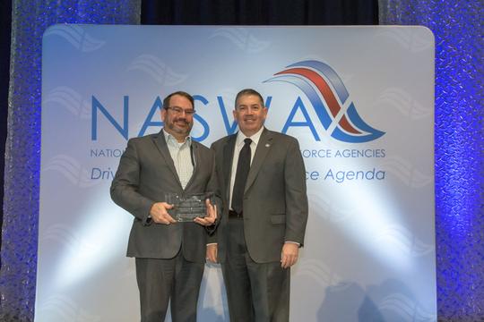 NASWA EO Award