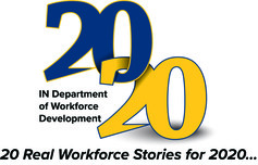 20 in 2020 logo