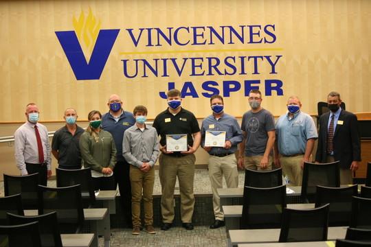 Jasper VU SEAL Group Photo