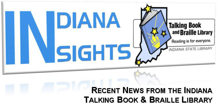 Indiana Insights Talking Book and Braille Library