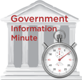 Government Information Minute