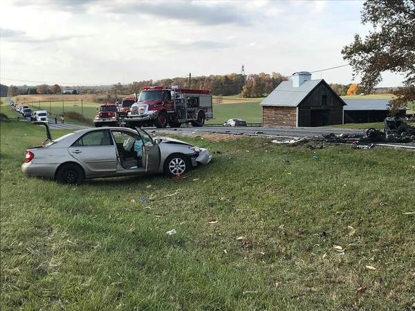 US 150 Fatal Crash