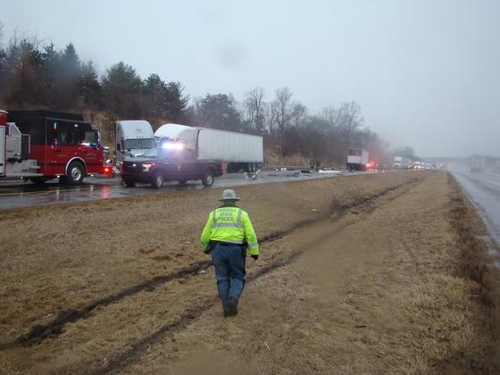 toll road fatal
