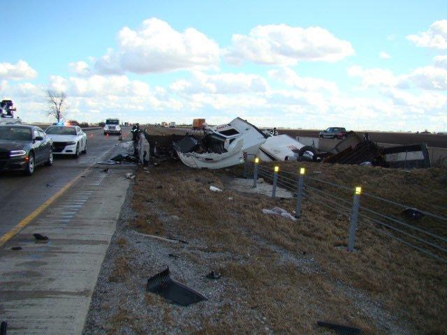truck crash 1