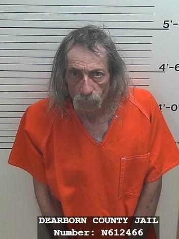 Robert L. Marksberry Arrest Photo
